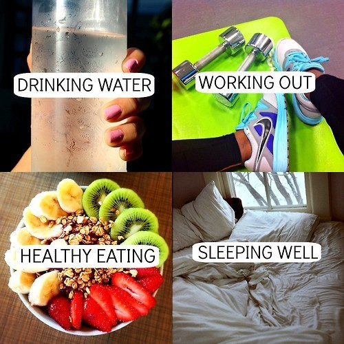 How to form healthy habits