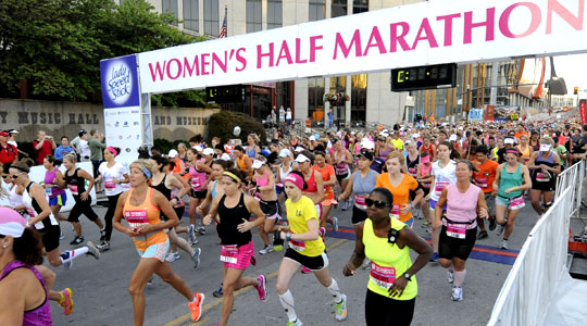 Women's Running Series 2013 Discount Code