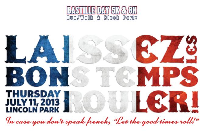 Bastille Day 5k Chicago