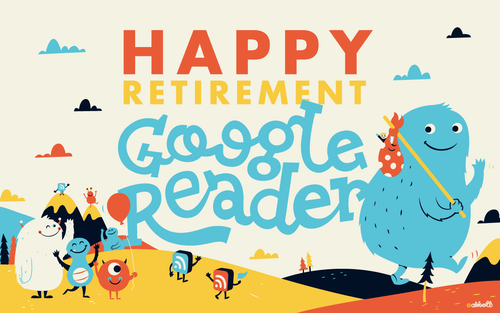 Google Reader Being Retired