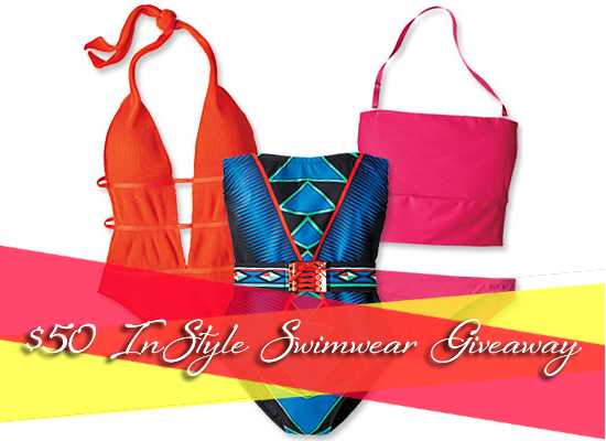 $50 Instyle Swimwear Giveaway