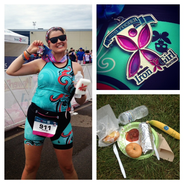 My First Iron Girl Triathlon and Iron Girl Coupon Code