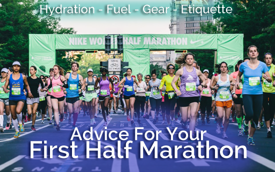 Advice For Your First Half Marathon