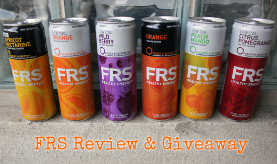 FRS Review and Giveaway