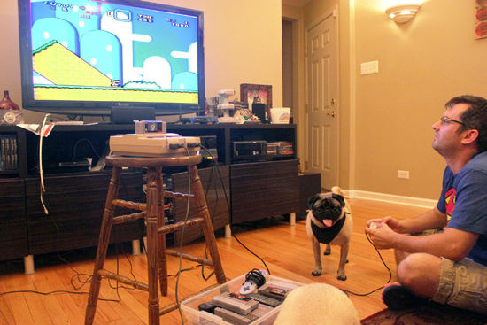 Frugal Date Ideas - Throwback Date Night With Video Games, Retro Candy & Mac N Cheese