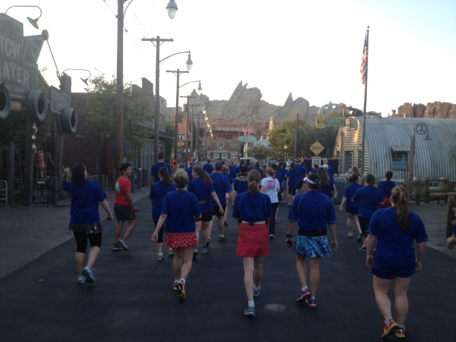 run disney disneyland half marathon meetup