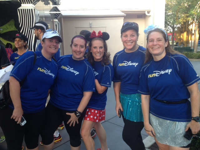 run disney disneyland half meetup