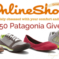 OnlineShoes.com $150 Patagonia Shoes Giveaway!