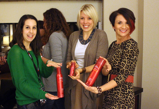 Vidal Sassoon Pro Series from Target FallHairspiration Party