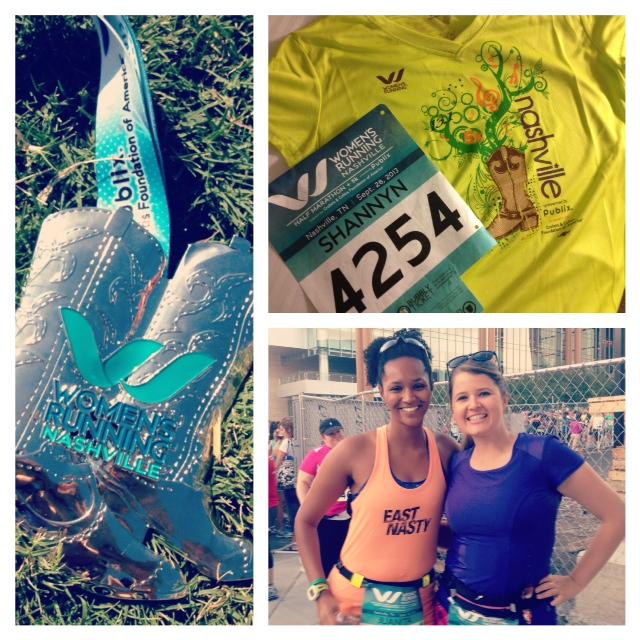 Women's Running Series Nashville Race Recap