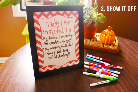 Cultivating Gratitude In Your Home- Free Printable