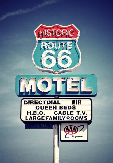 Route 66 Wedding