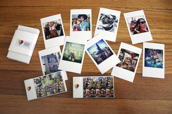 Where To Print Your Instagram Photos