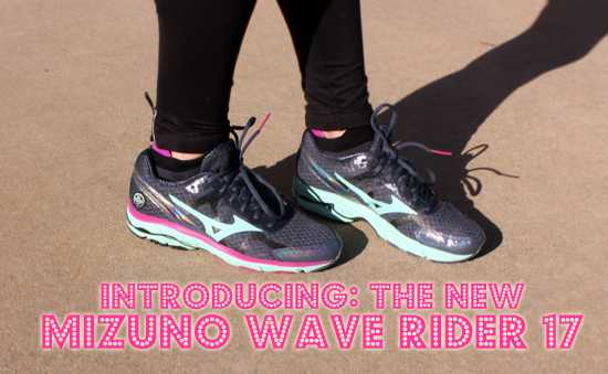 New Wave Rider 17s Mizuno - a Review