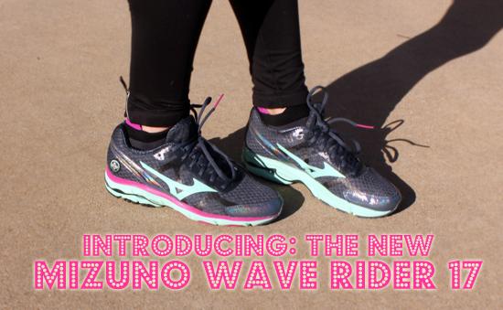 Mizuno Wave Rider 17 W