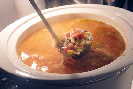 chicken tortilla soup for crockpots