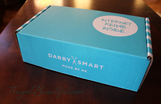 Darby Smart - A Craft Project Delivery Service That Sends All You Need To Make Something Awesome Straight To Your Door!  GREAT gift or boredom buster without spending a ton!