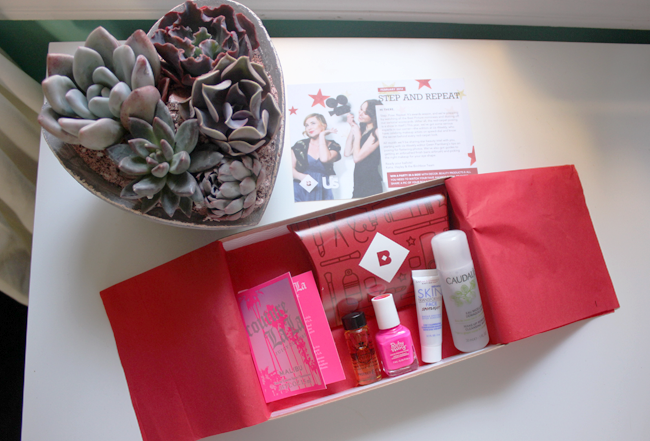 Birchbox February 2014 Valentines Day