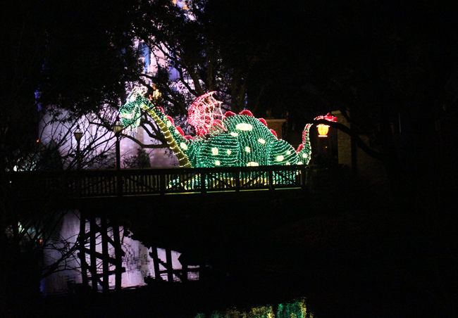 Electrical Parade At Walt Disney World