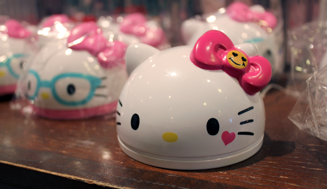 Hello Kitty at EPCOT Japan