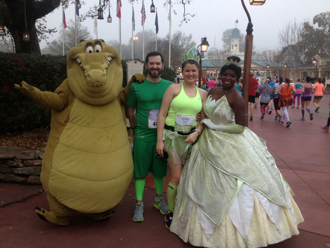 My Princess Tiana Costume - Glass Slipper Challenge 2014