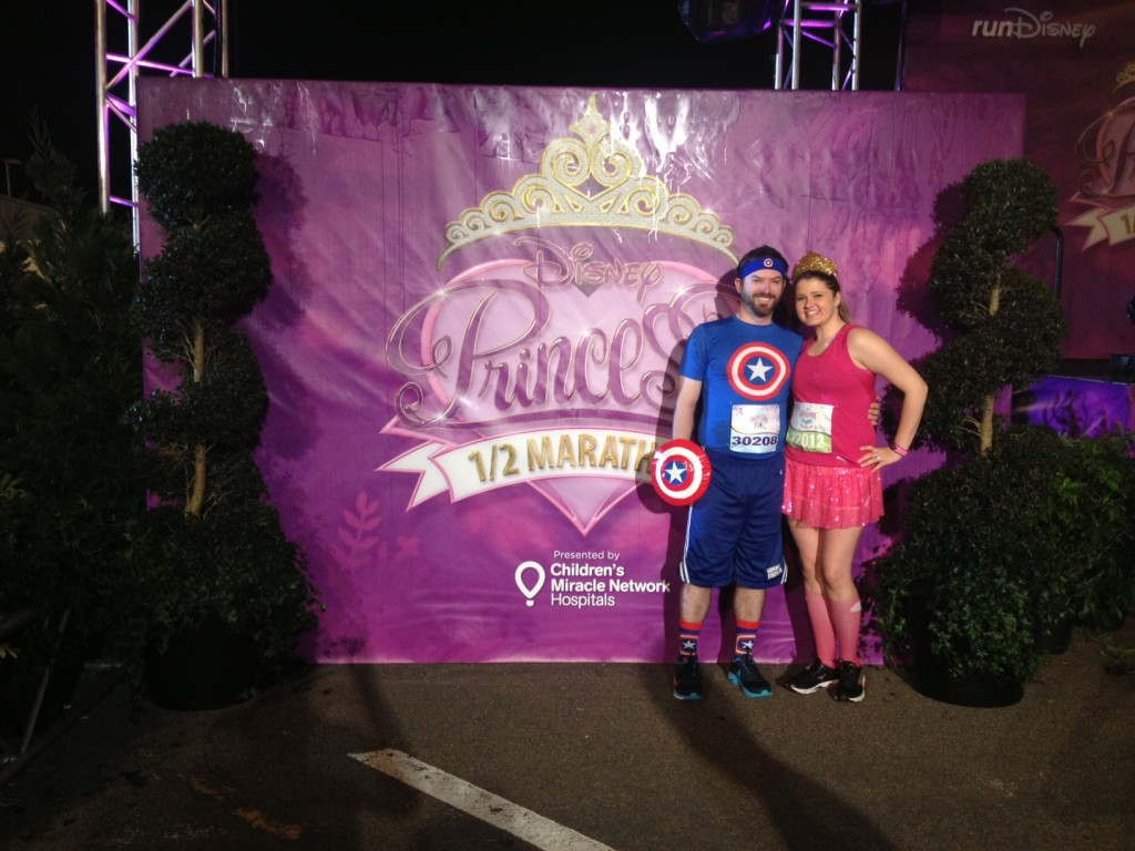 rundisney Princess Half Marathon Costume