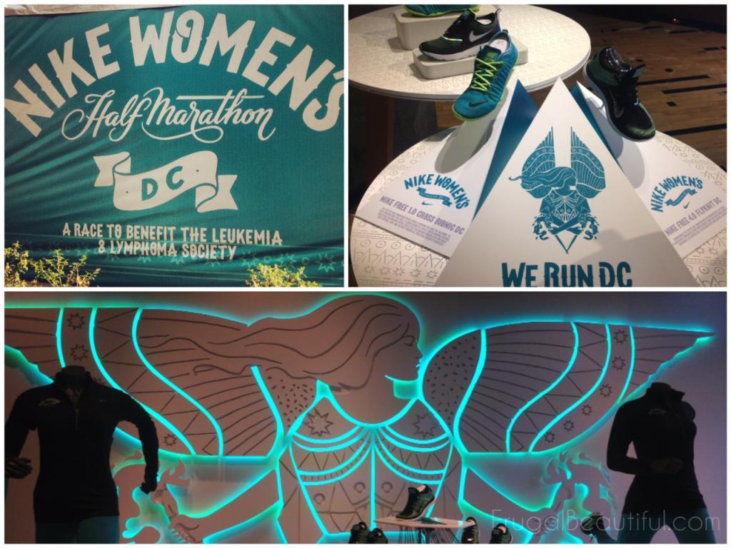 Nike Womens Marathon DC 2014 NWMDC