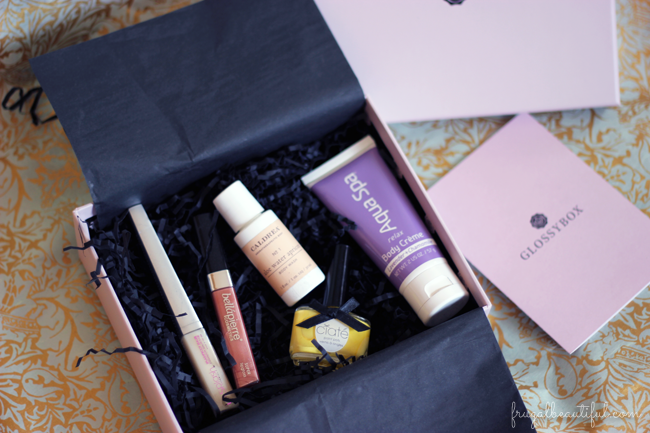Glossybox Review May June 2014