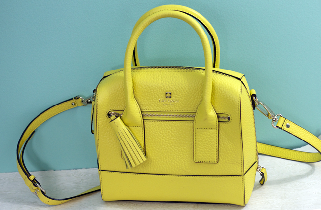 Kate Spade Handbag For My Outlet Haul