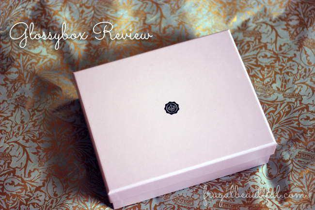 May 2014 Glossybox review