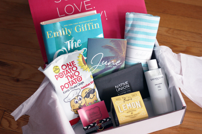 Popsugar Must Haves Box Review 2014