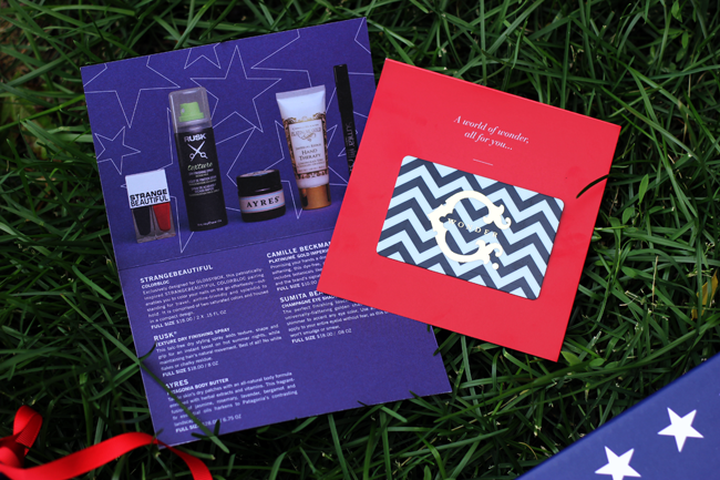 July 2014 Glossybox Review - FrugalBeautiful.com