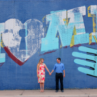 Home Is Wherever I'm With You:  Our Engagement Photo Session