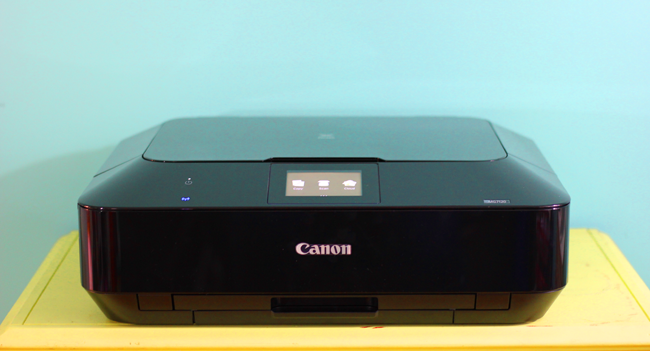 Canon Pixma Printer with Cloud Technology
