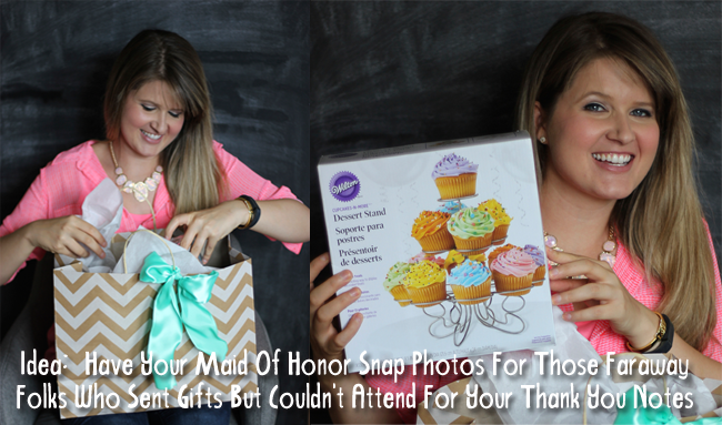 How To Create Thoughtful Thank You Notes For Guests Who Couldn't Attend Your Shower