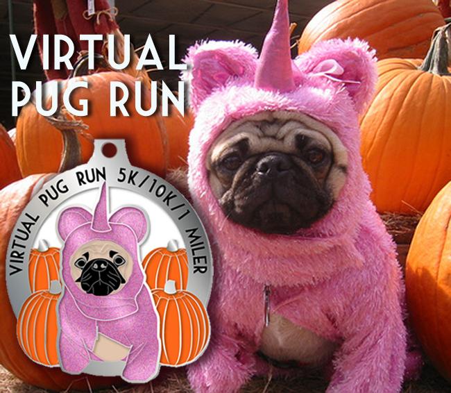 The Virtual Pug Run