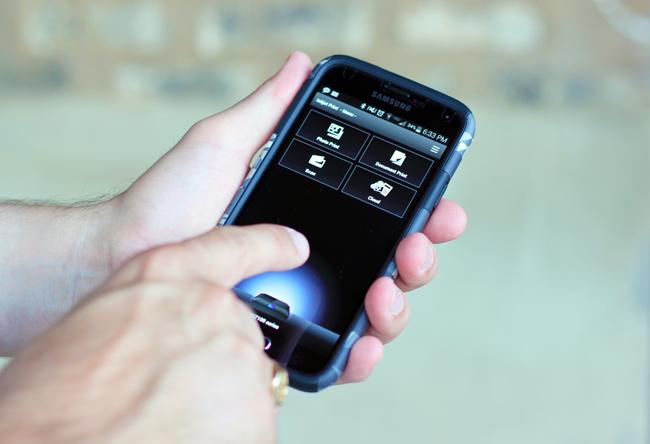 Canon PIXMA app