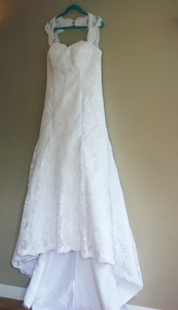 Dressilyme Wedding Dress From China