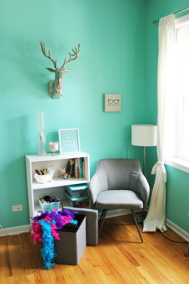 Look 2 - Craft Nook With Sauder Furniture