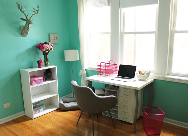 Look 3- Office Look With Sauder Furniture