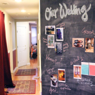 Bridal Style: Create a Living Pinterest Board To Plan Your Wedding #CanonPIXMA