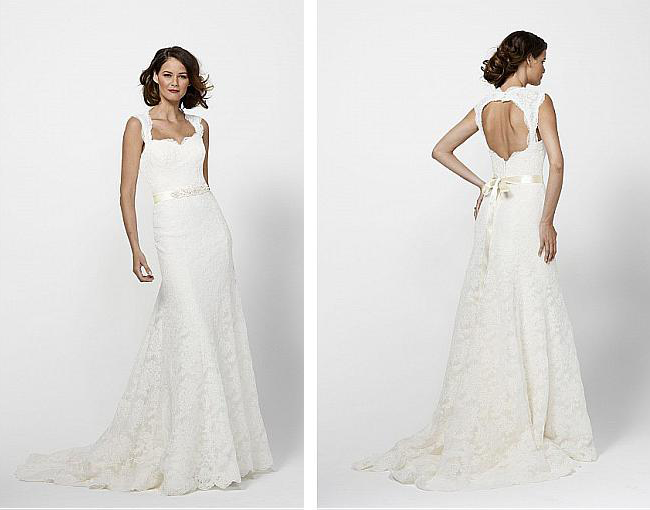 Wedding dresses from dressilyme.com
