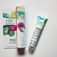 {Bright On Schedule!} Olay Fresh Effects Eye Awakening Cream Review