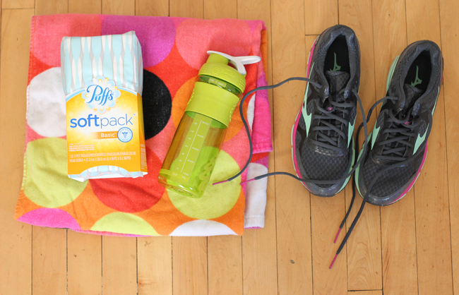 Staying Fit On The Go with Puf