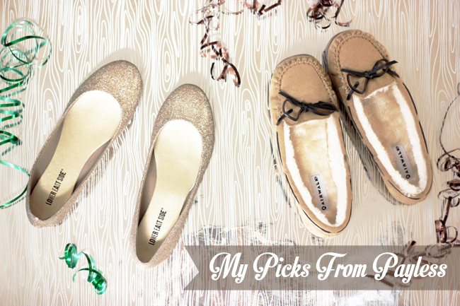 Holiday Favorites from Payless ShoeSource