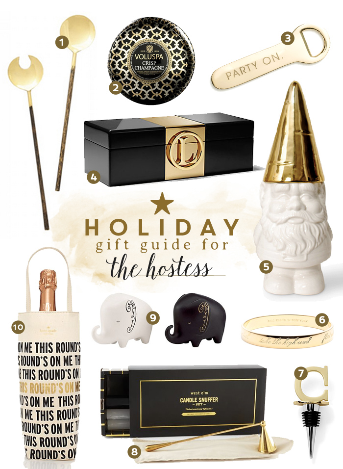 Gift guide for the hostess in your life