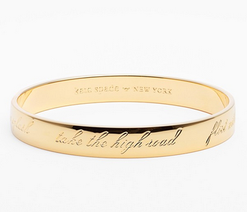 Kate Spade Take The High Road Bangle