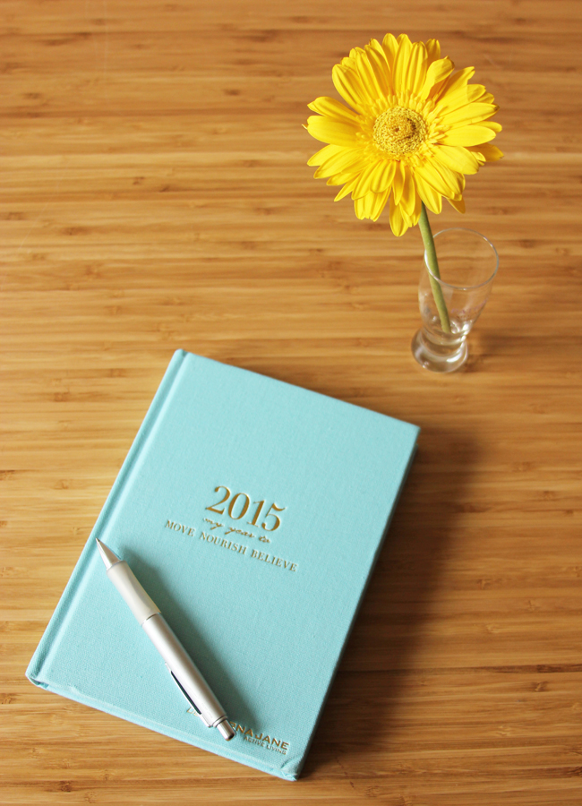 MNB Diary 2015 Lorna Jane Activewear