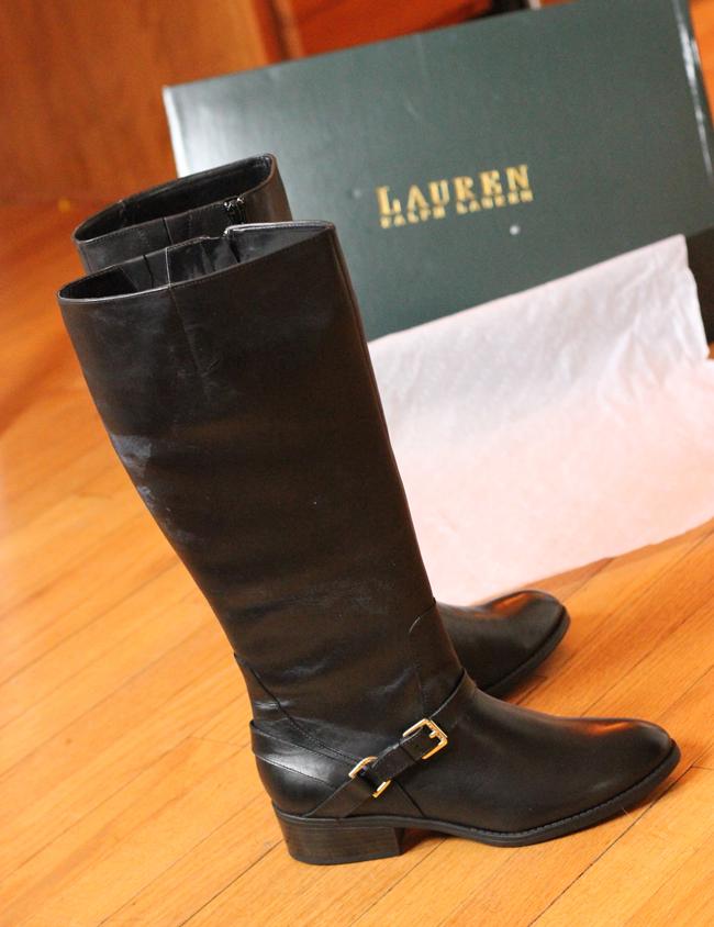 Ralph Lauren Boots from DSW