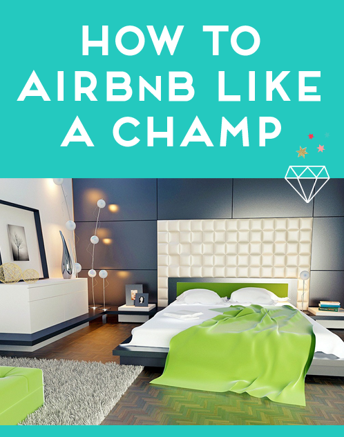Scared to try AirBnb? You do not have to be! Use it for your next vacation!